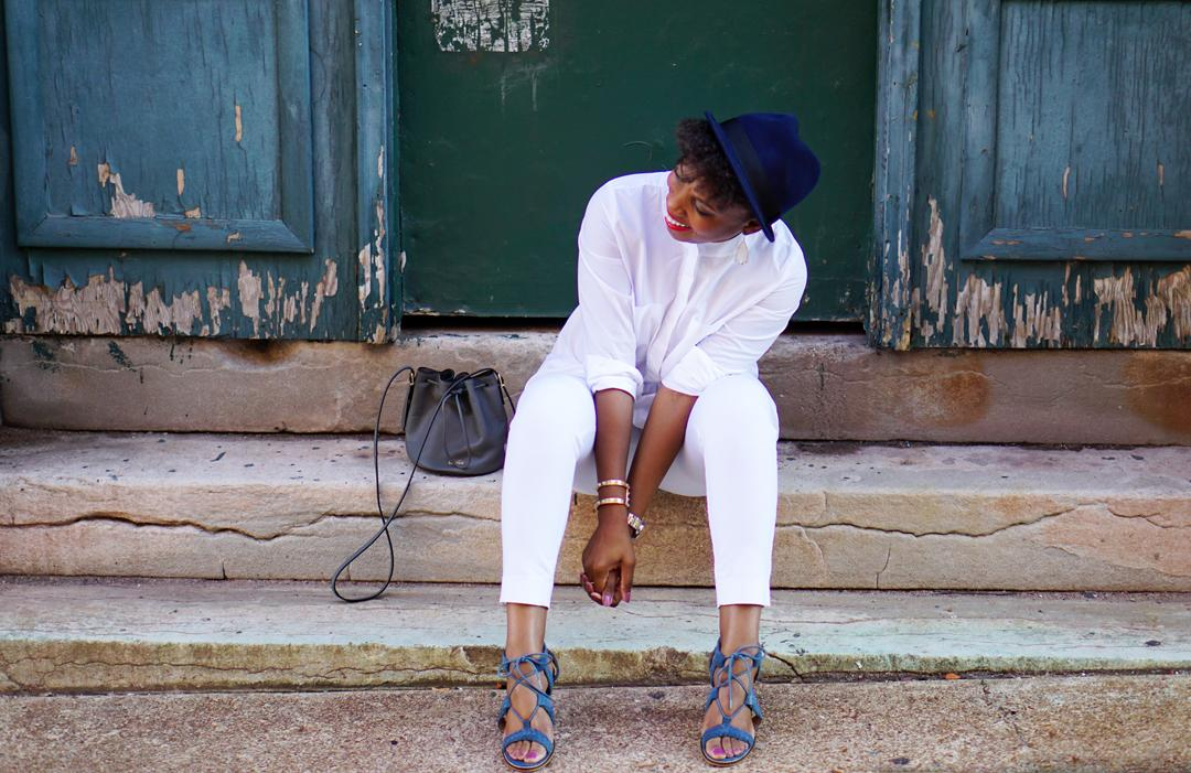 White Before Memorial Day, DIba Tradin Up Sandal 1c