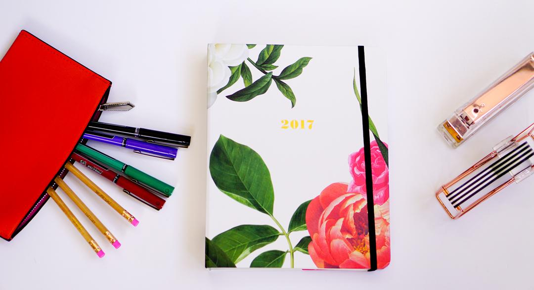 Image result for 2017 planner kate spade
