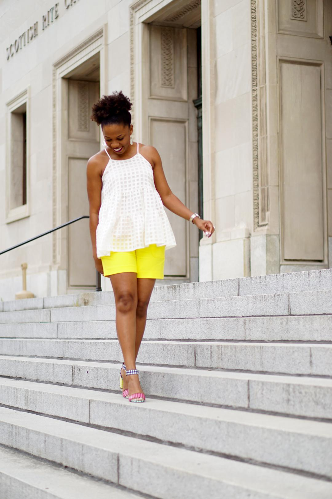 Easy Ways to Style Shorts