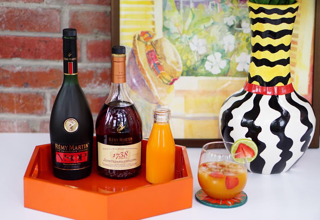Rémy Martin Tropical Cocktail 1c