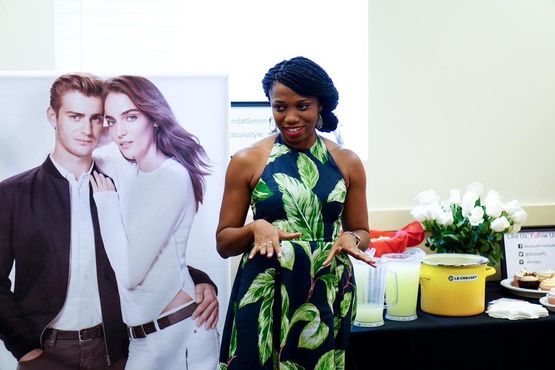 St. Louis Premium Outlets Blogger Event 1c