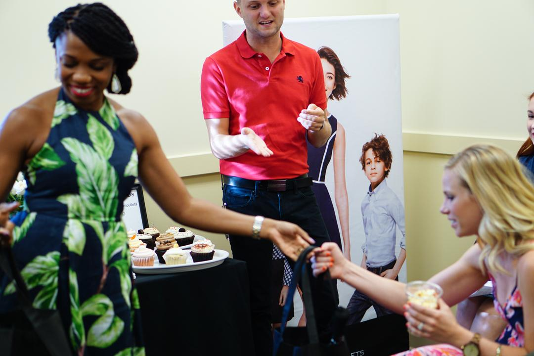 St. Louis Premium Outlets Blogger Event 3c