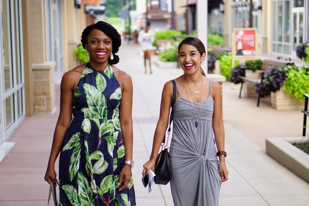St. Louis Premium Outlets Blogger Event 5c