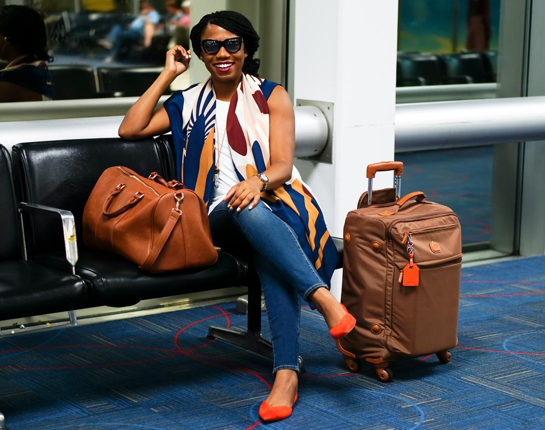 Airport Style, Travel Style 1c