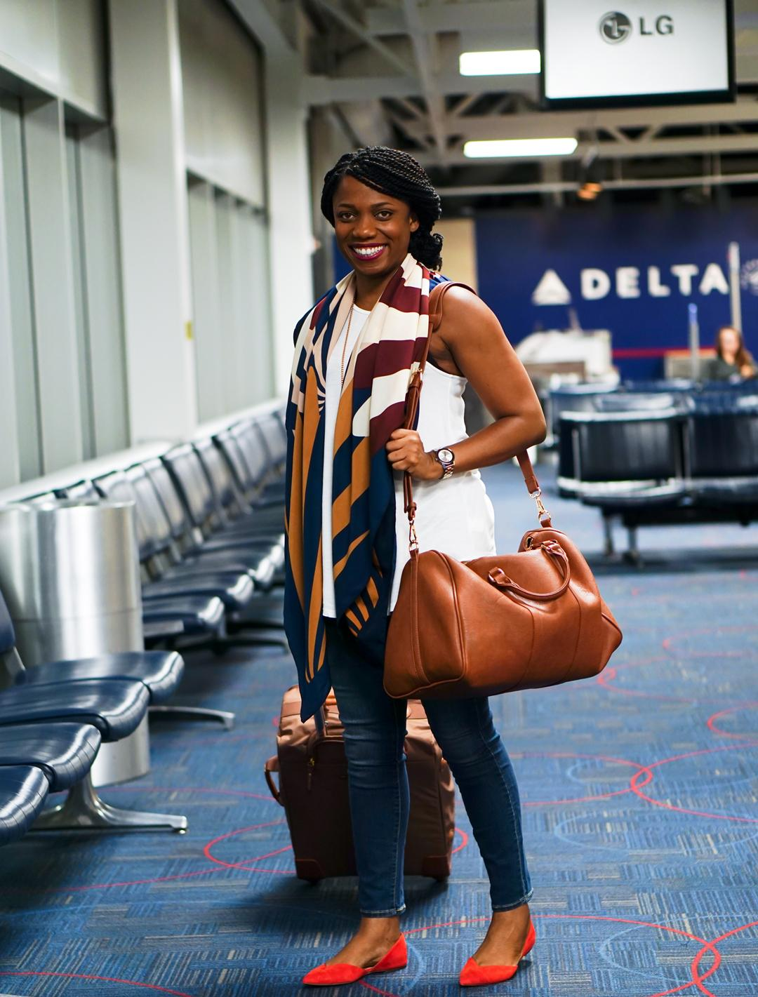Airport Style, Travel Style 2c