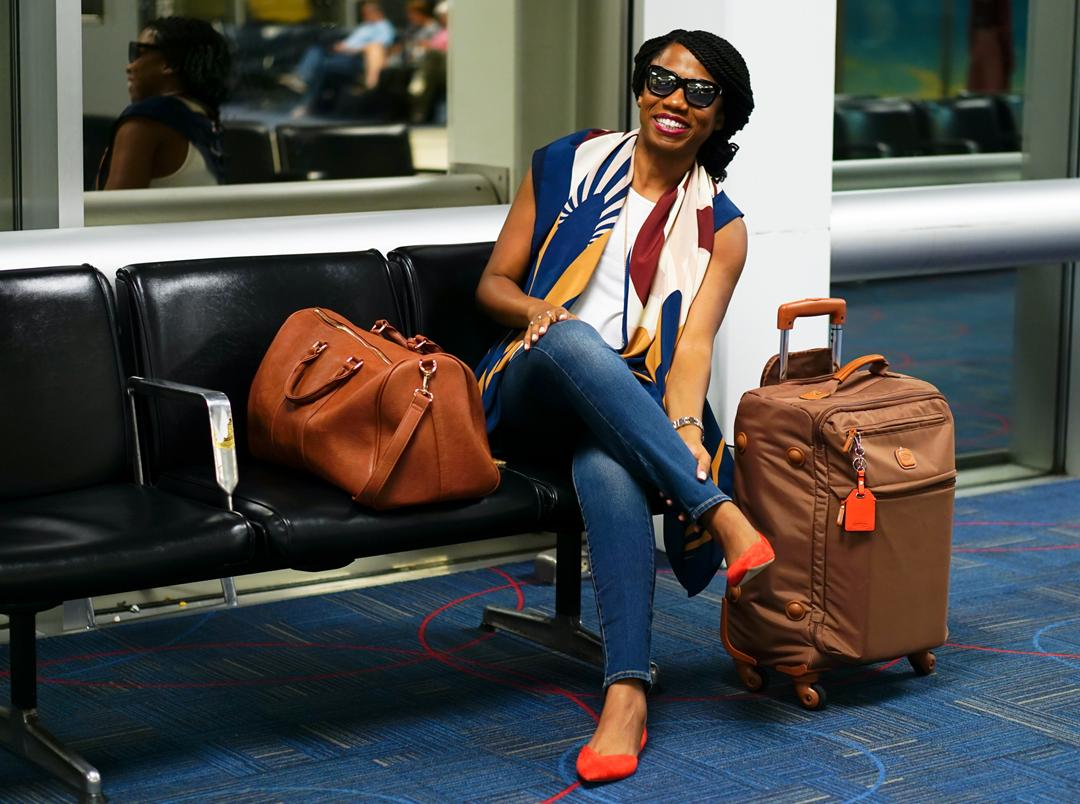 Airport Style, Travel Style 3c