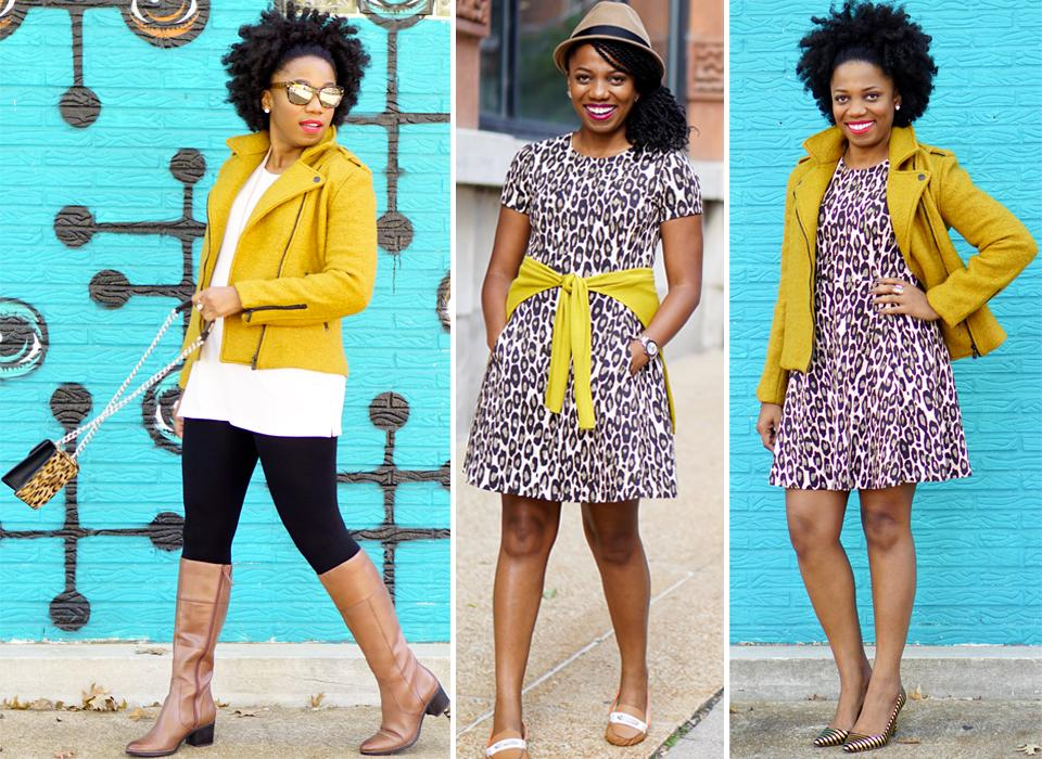 3-ways-to-wear-leopard-and-mustard