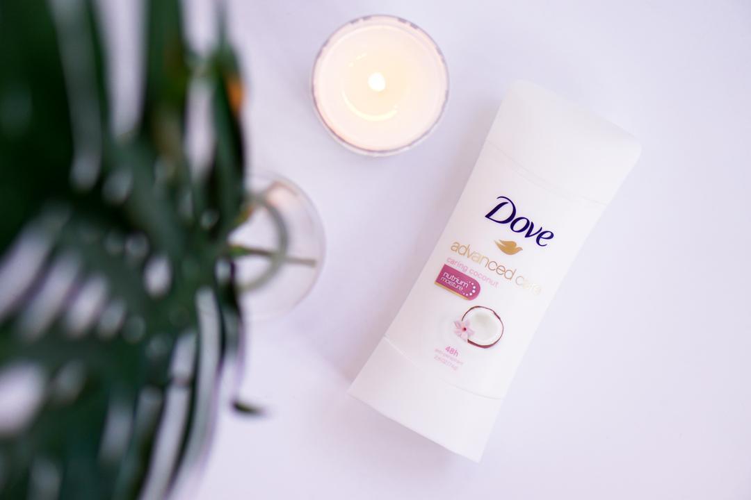 Dove Advanced Care Antiperspirant 2