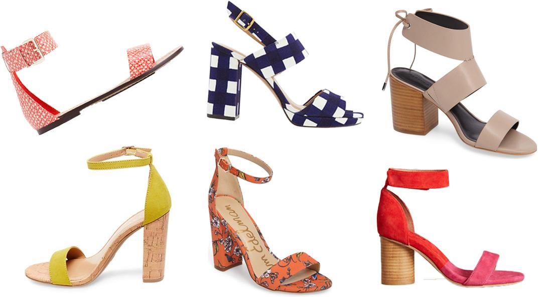 6 of the Hottest Sandals for Spring