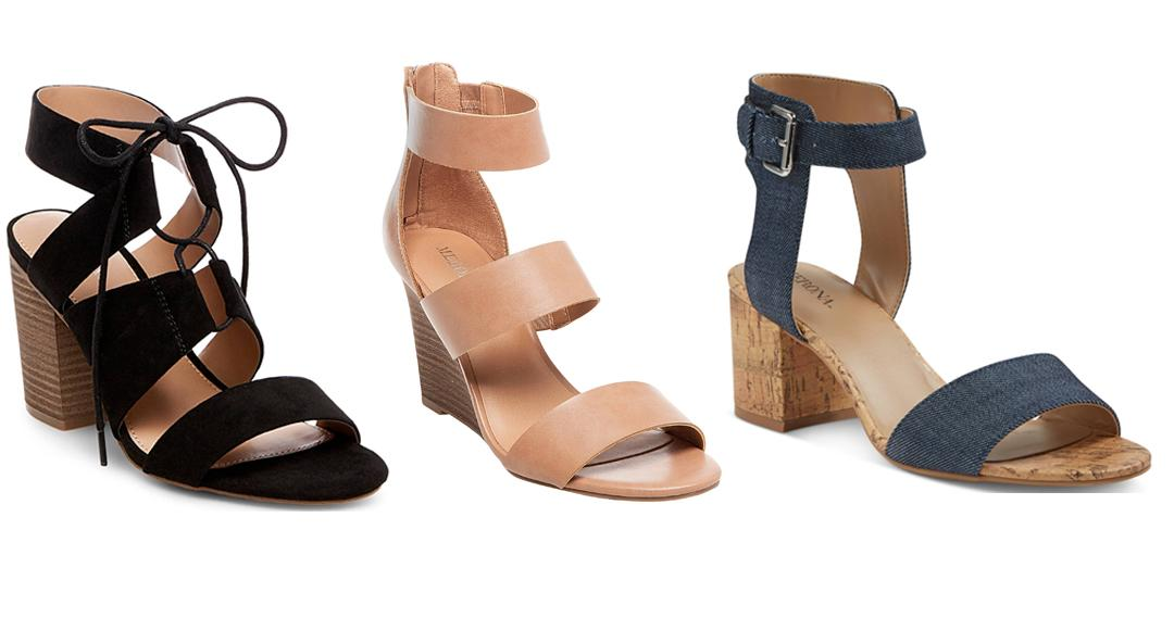 Nobody Has to Know Your Sandals are Under $30