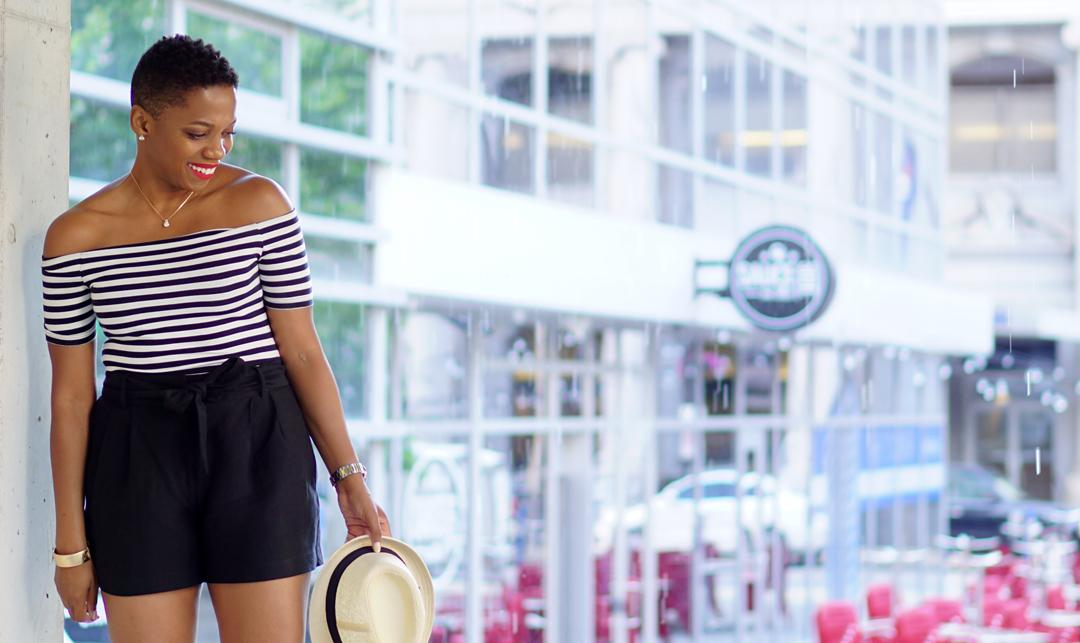 These High-Waisted Shorts are Your Legs' Best Friend