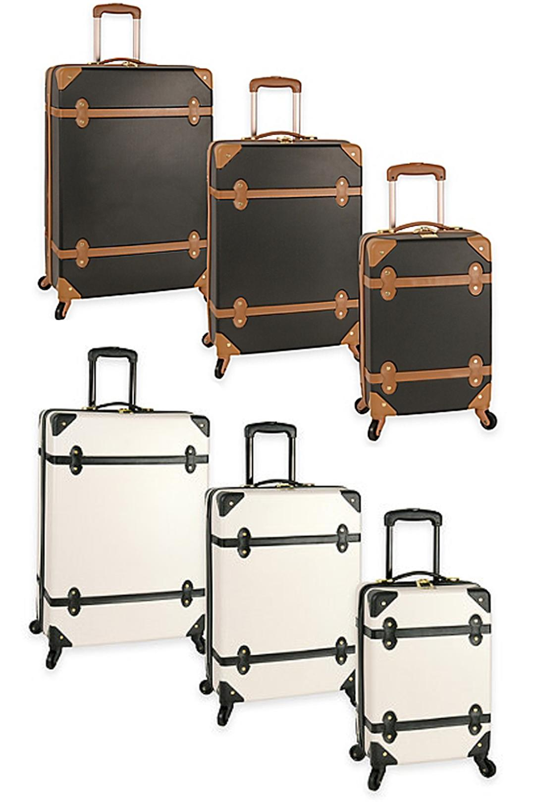 Where to Get this DVF Luggage for More Than 80% Off - Economy of Style