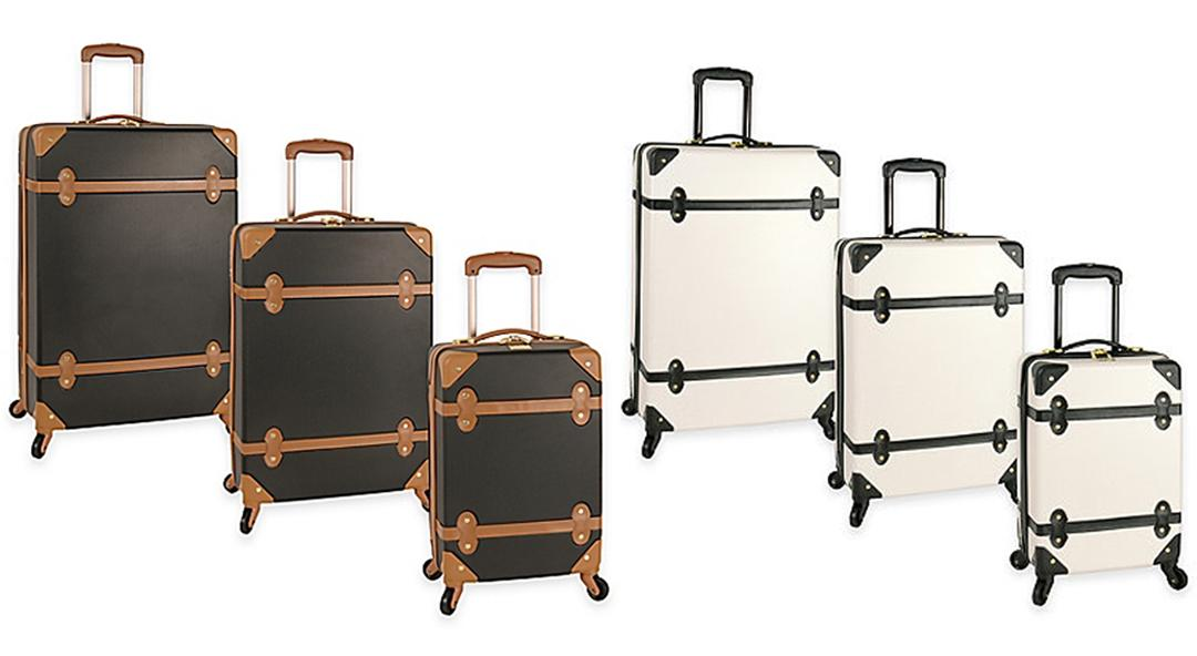 Where to Get this DVF Luggage for More Than 80% Off
