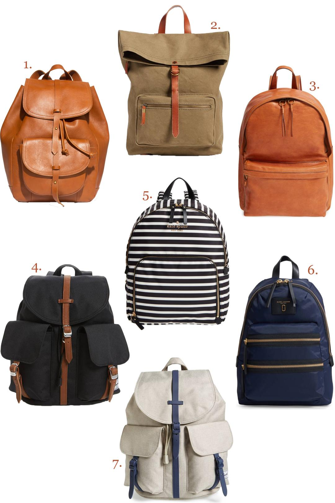 Cool Back-to-School Backpacks