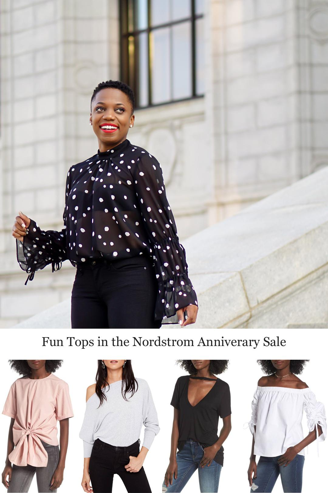Fun Tops Nordstrom Anniversary Sale