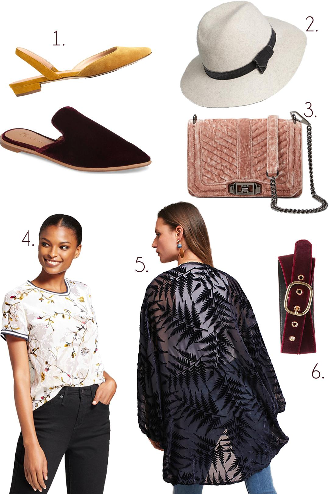 8d851b72ca97 Here are 6 easy ways to incorporate the luxury of velvet into your style  right now.