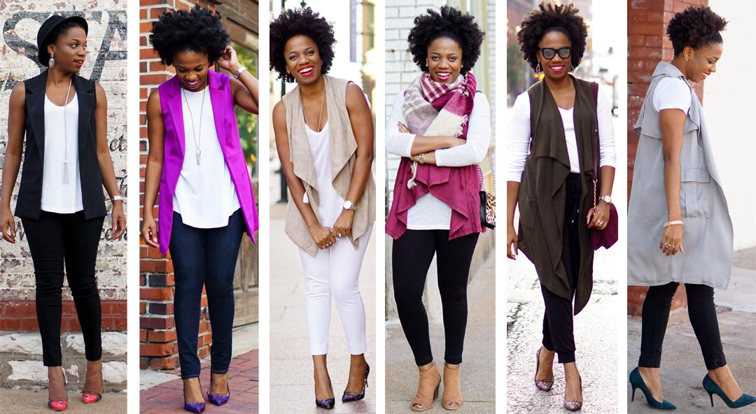 The Vest as a Summer-to-Fall Transition Essential