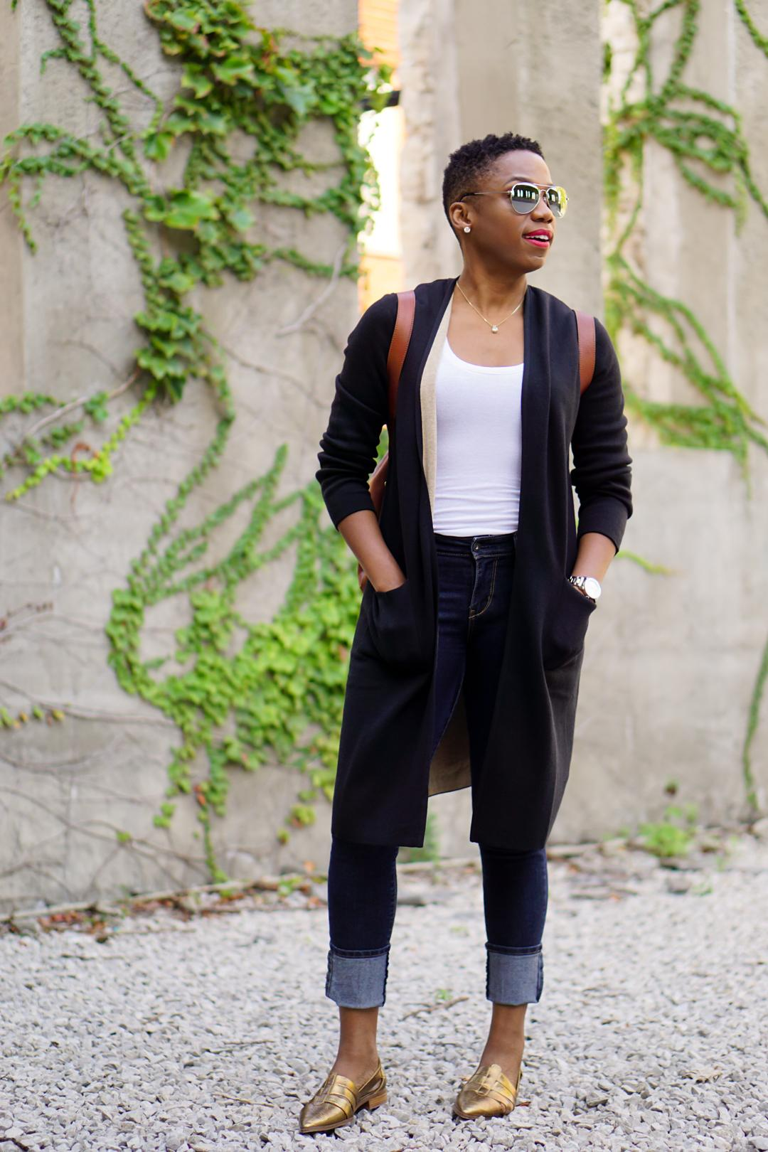 Ease into Fall with a Versatile Long Cardigan - Economy of Style