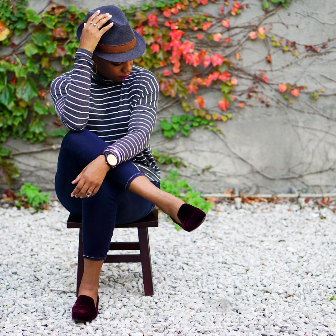 8ff97c7816bf How to Wear Velvet Shoes Right Now - Economy of Style
