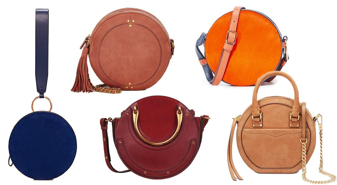 Shape Shift: The Circle Bags You Need to Carry this Fall