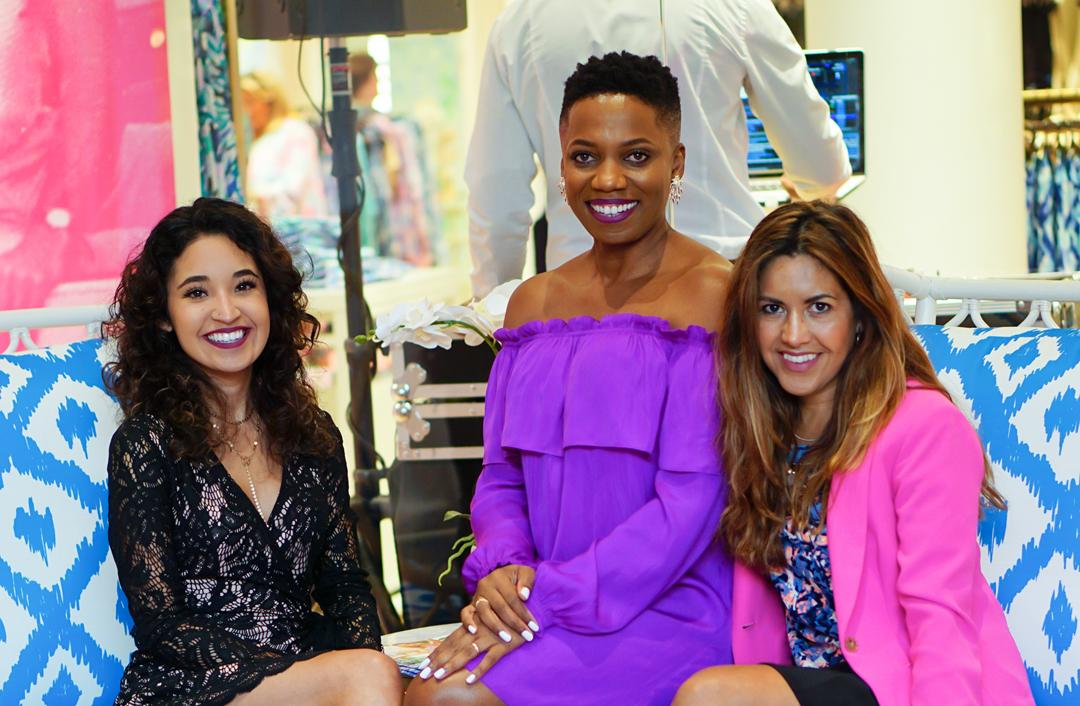 An Exciting, Colorful Night Out at Lilly Pulitzer in St. Louis