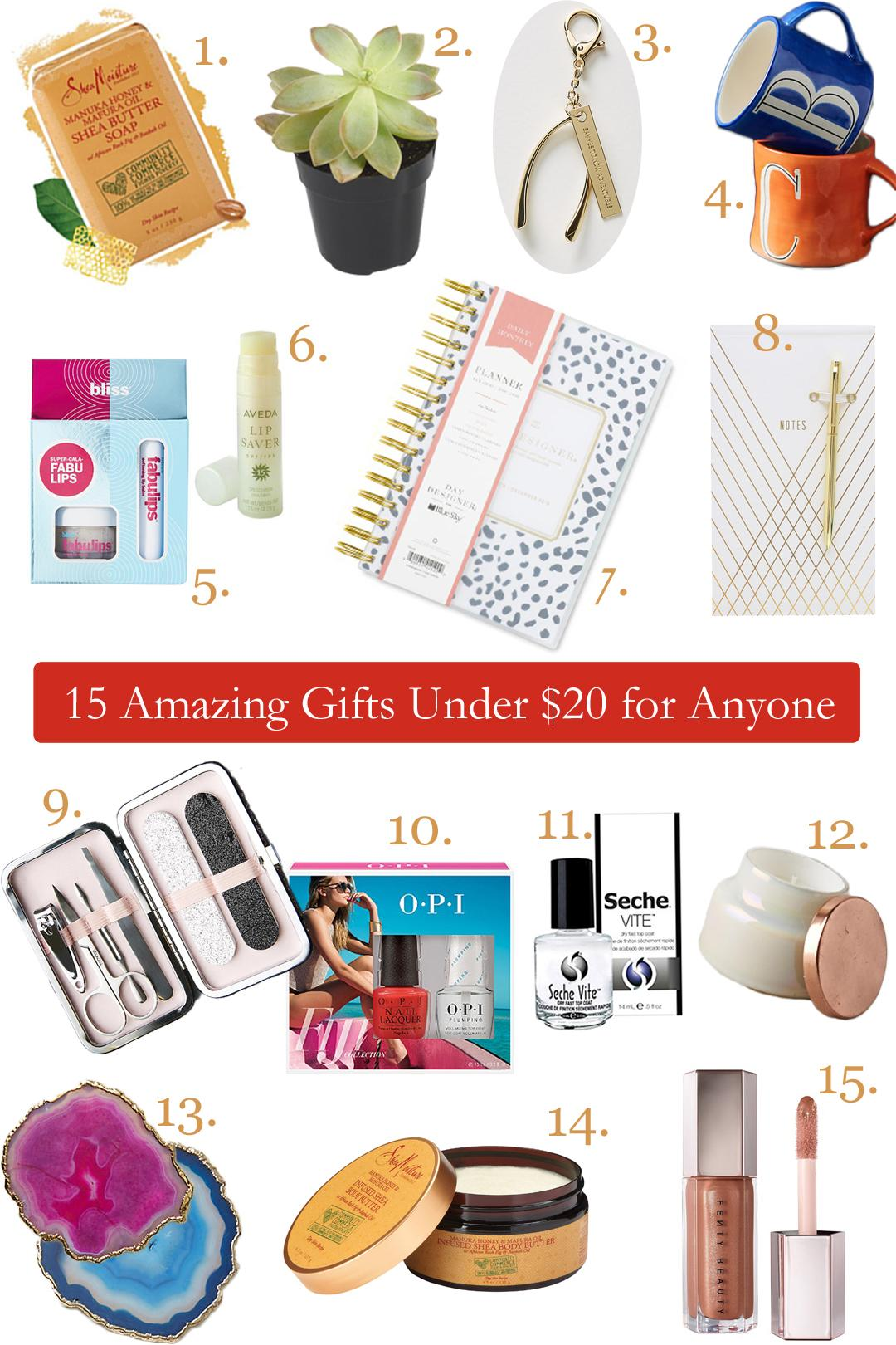 15 Last-Minute Gifts Under $20 For Anyone