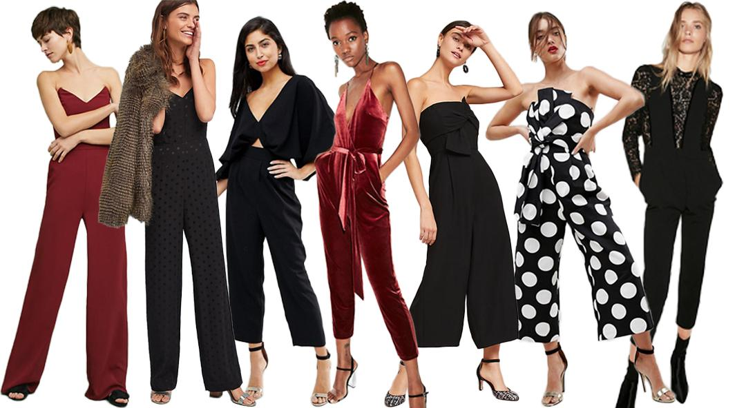 7 Party Jumpsuits You Can Wear All Season
