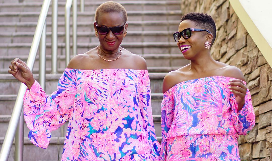 Like Mother, Like Daughter: Celebrating in Lilly