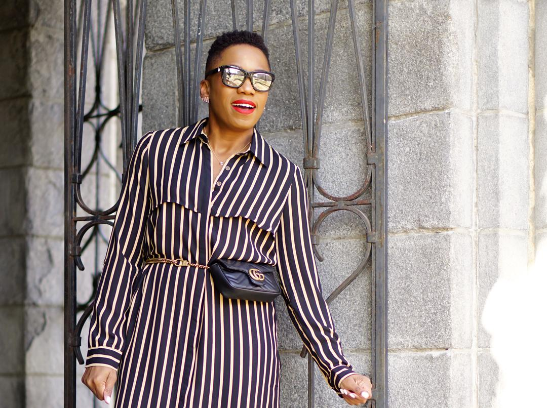Wear this Affordable Shirtdress Here, There, and Everywhere