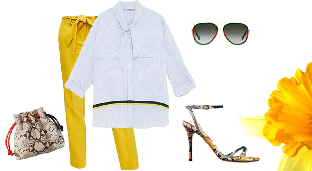 Spread the Cheer: How to Wear Spring's Happiest Color