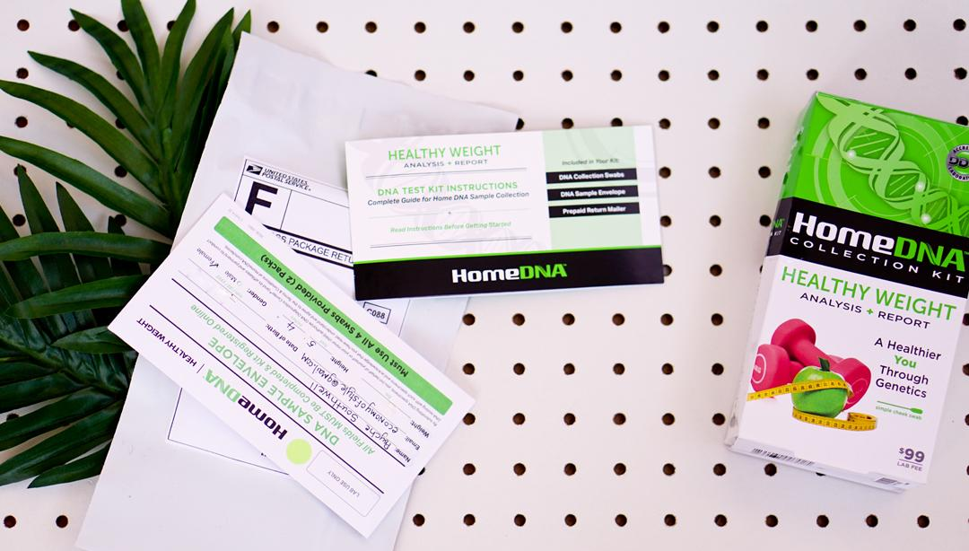 HomeDNA Healthy Weight Analysis