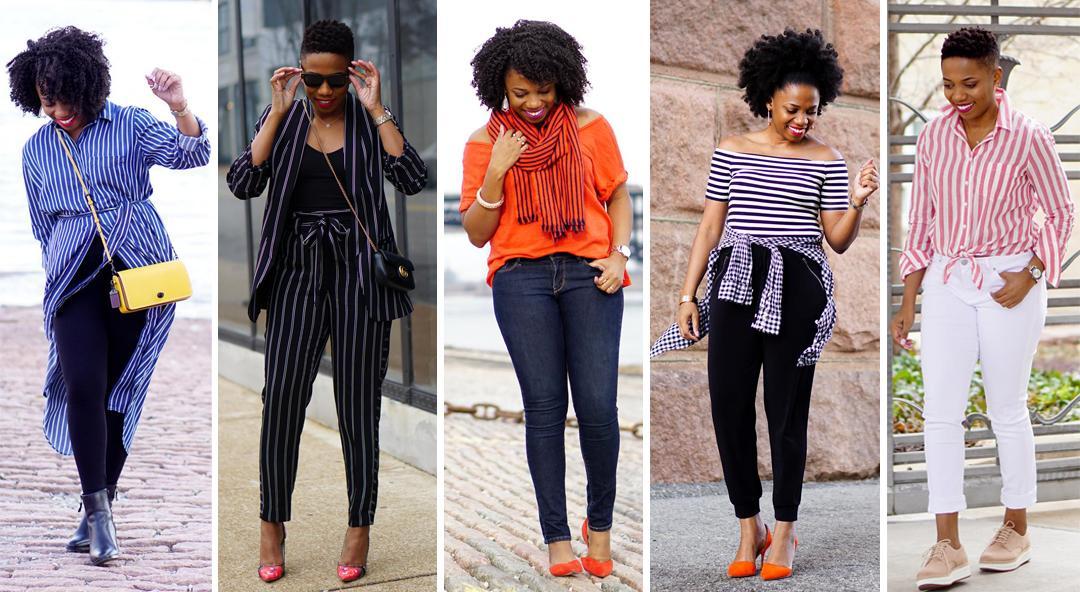 20 Ways to Wear Stripes to Celebrate #NationalStripesDay