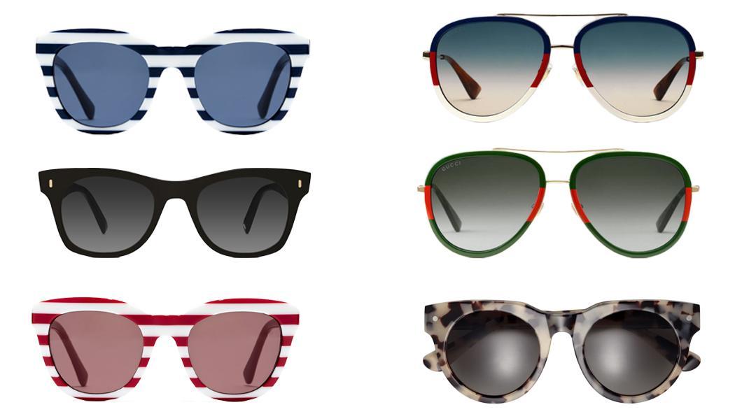 Non-Boring, Classic Sunglasses for Spring