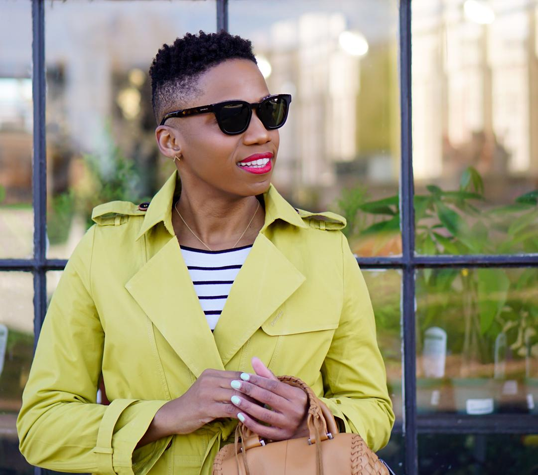 How to Wear this Must-Have Spring Jacket