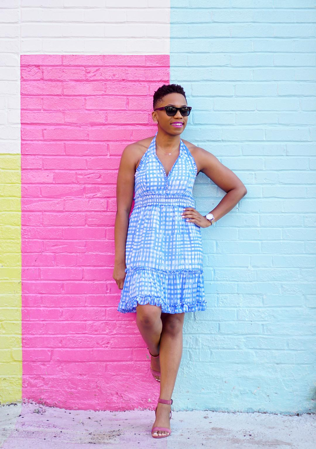 Lilly Pulitzer Gingham Print