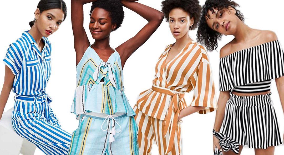 Matchy Matchy: 4 Easy-to-Wear Summer Twin Sets