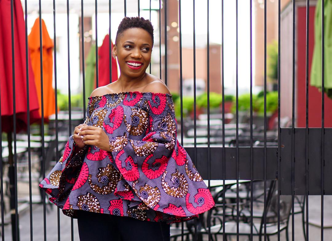 Yes, You Can Wear And Restyle Bold Prints!