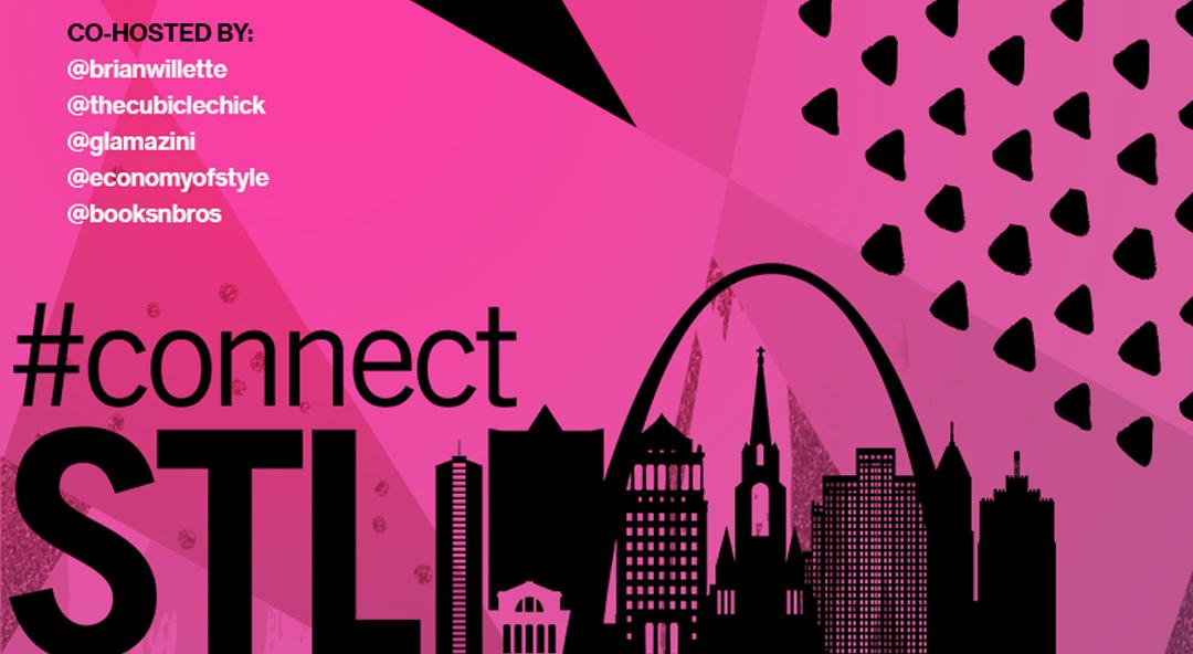 Join Me At #ConnectSTL!
