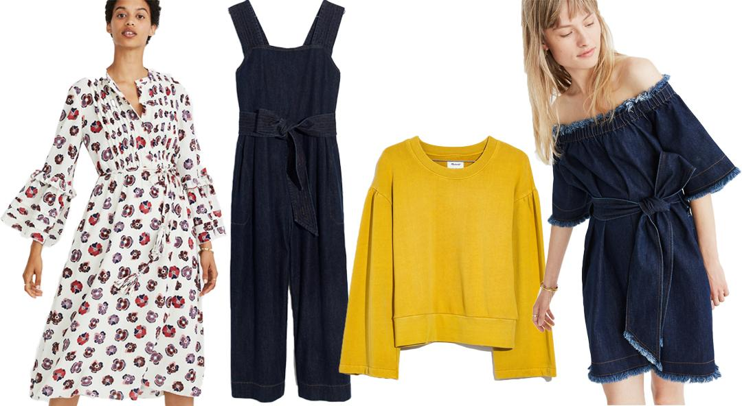 Madewell x Karen Walker Is Size-Inclusive and Super Stylish