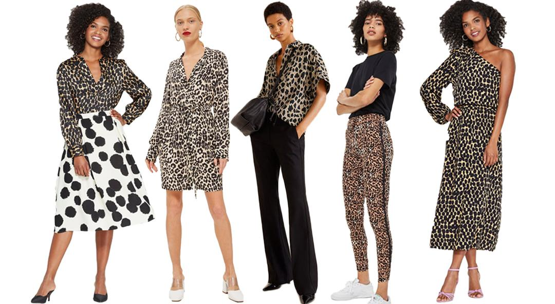 Fall 2018 Is In Love With Leopard