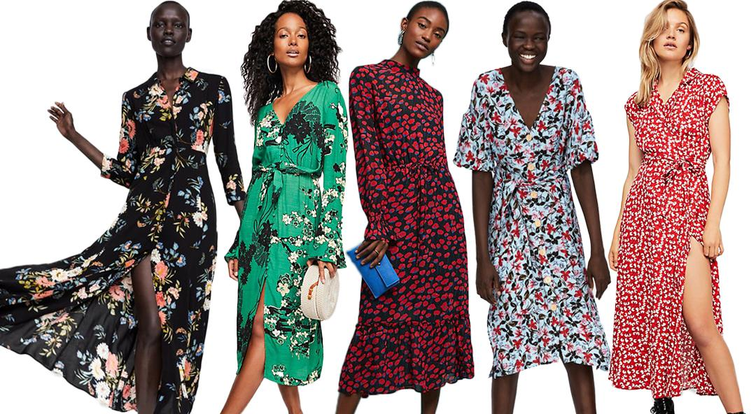 The Freshest Florals To Rock This Fall