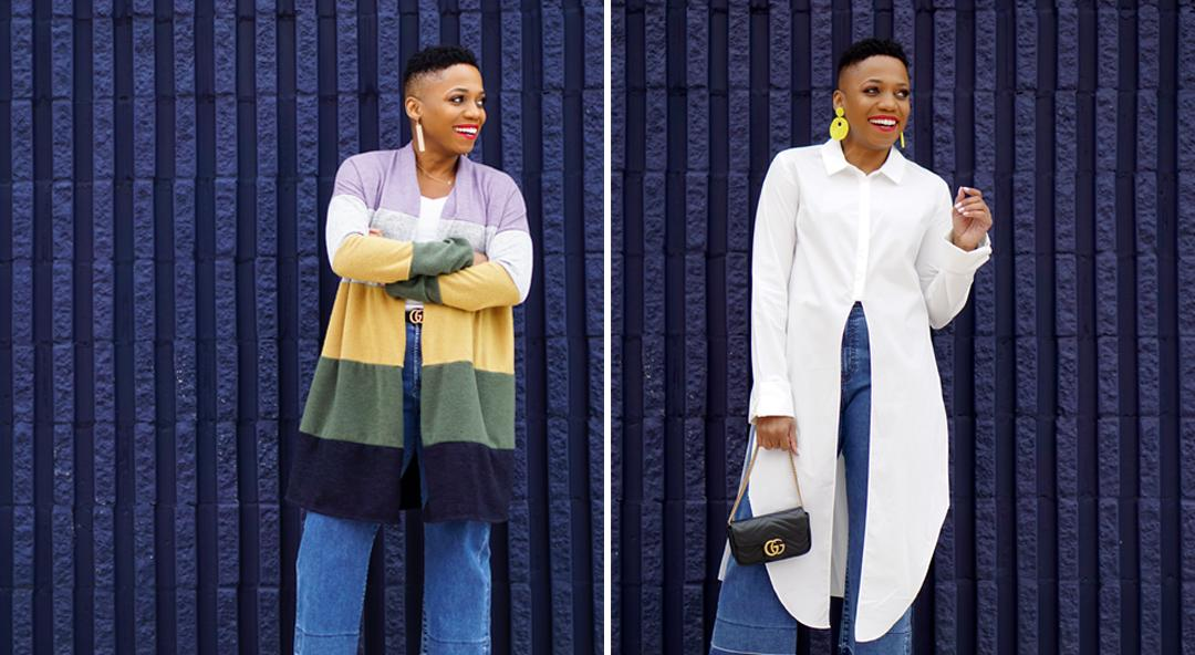 2 Fresh Ways To Wear Your Favorite Jeans This Holiday Season