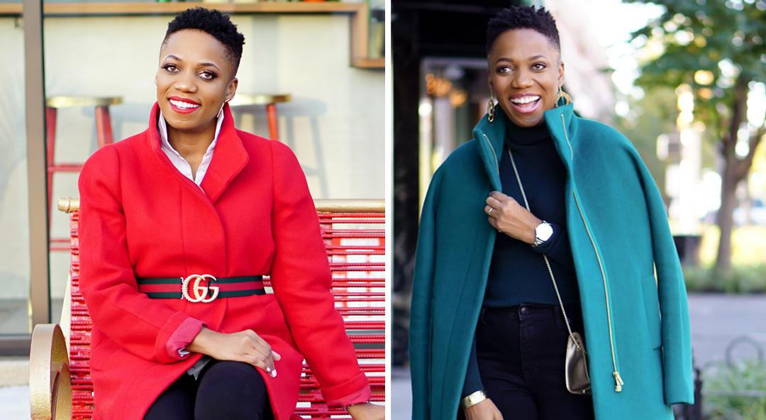 6 Super Chic Ways To Style Your Coat