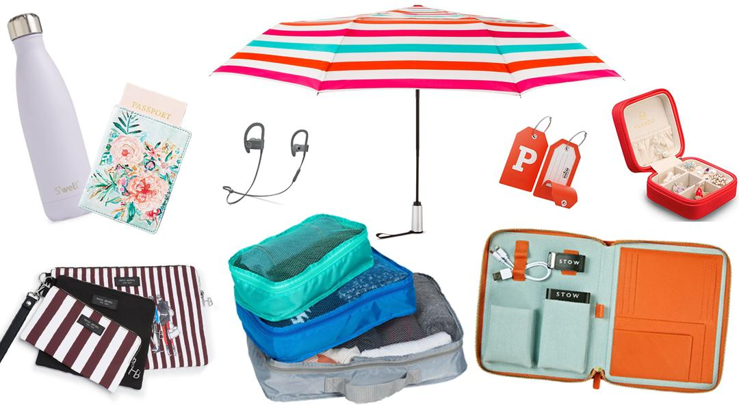10 Thoughtful, Fabulous Gifts For Your Traveling Friend