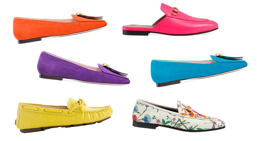 Hotstepper: The Fancy Flats You Can Wear All Year