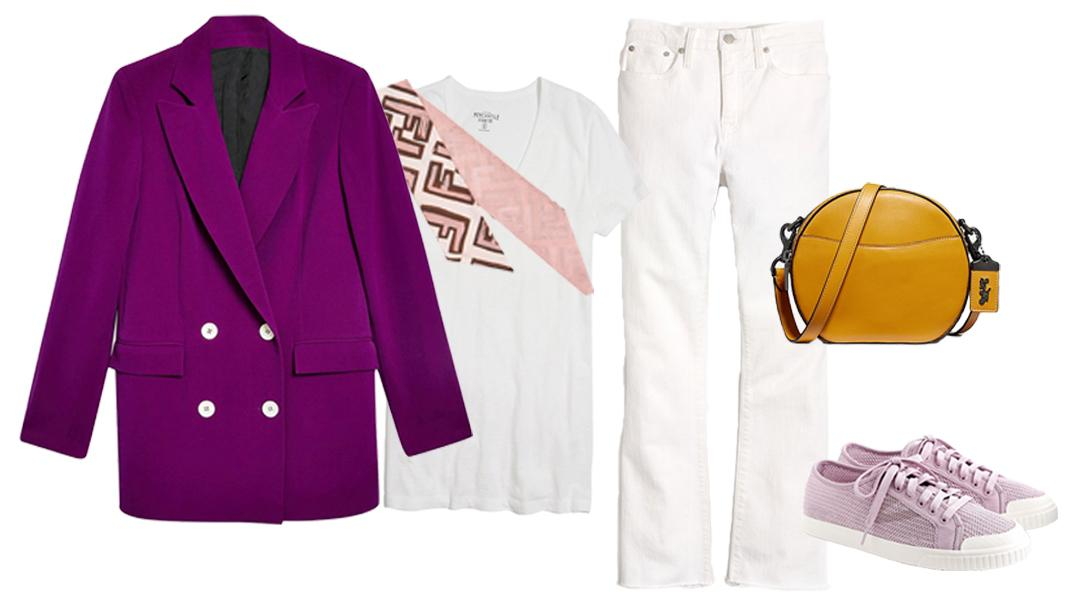 Spring Colors You Can Wear Now And Later