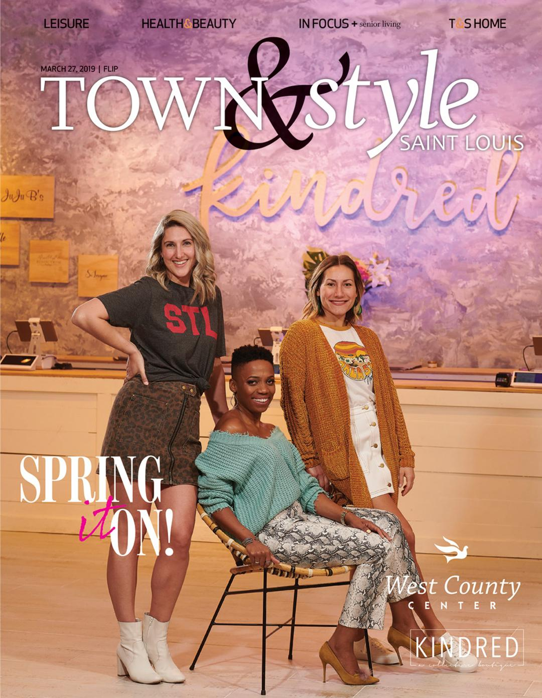 Town & Style Cover