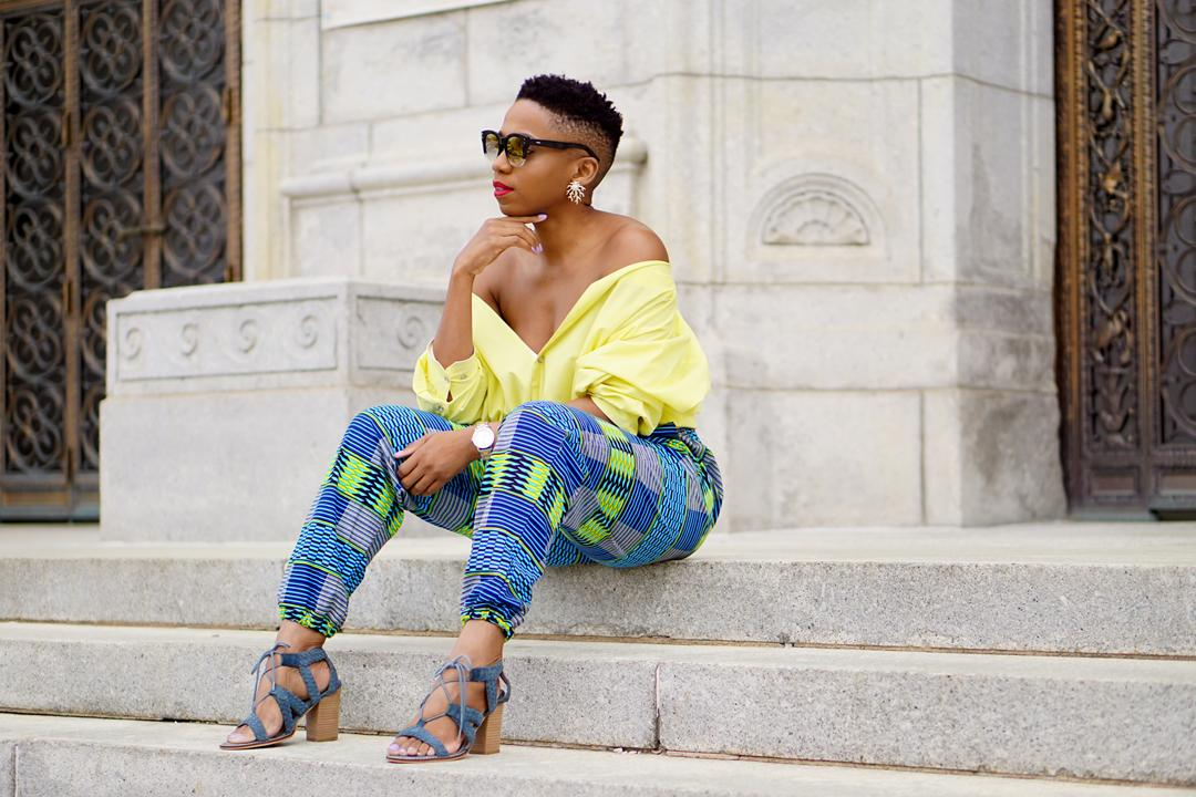 According To Data, You're Interested In African-Inspired Fashion