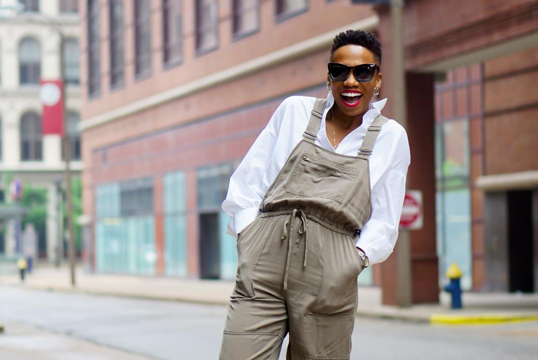 How To Rock The Overalls Trend As A Grown-Up