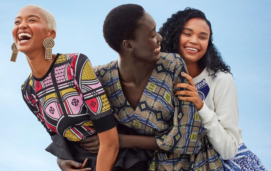 H&M Launches Collection With South African Brand Mantsho